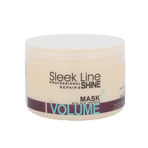 Kaukė plaukams Stapiz Sleek Line Volume Mask Cosmetic 250ml Paveikslėlis 1 iš 1 2508316000435