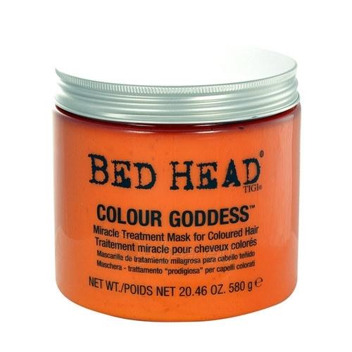 Kaukė plaukams Tigi Bed Head Colour Goddess Miracle Treatment Mask Cosmetic 580g Paveikslėlis 1 iš 1 2508316000396