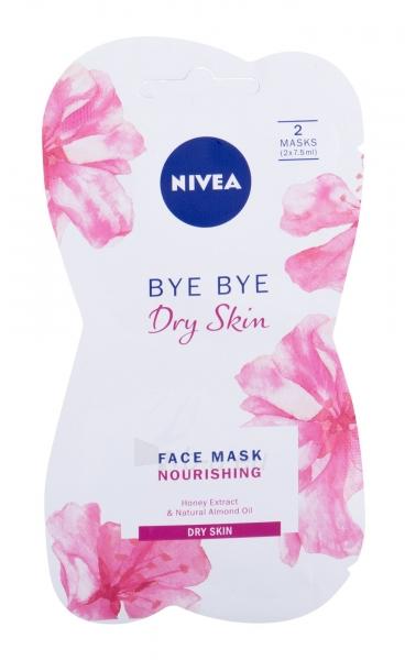 Kaukė sausai odai Nivea Bye Bye Dry Skin 15ml Paveikslėlis 1 iš 1 310820217537