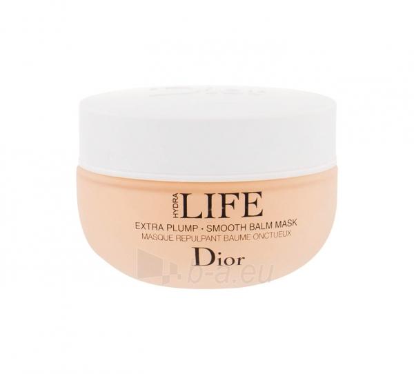 Stangrinamoji veido kaukė Christian Dior Hydra Life Extra Plump 50ml Paveikslėlis 1 iš 1 310820209892