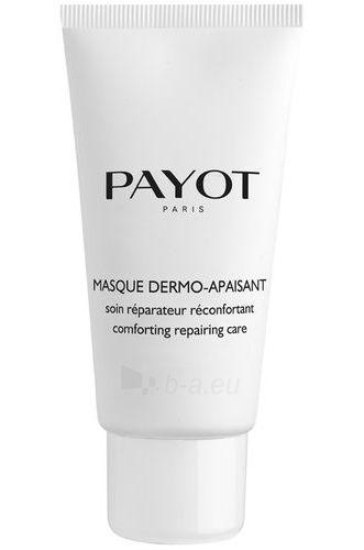 Maska Payot Masque Apaisant Comforting Repairing Care Cosmetic 50ml Paveikslėlis 1 iš 1 250840401616