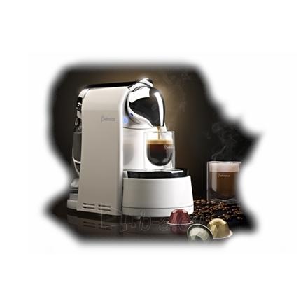 Kavos aparatas Belmoca B-100 baltas Paveikslėlis 1 iš 1 250120200791