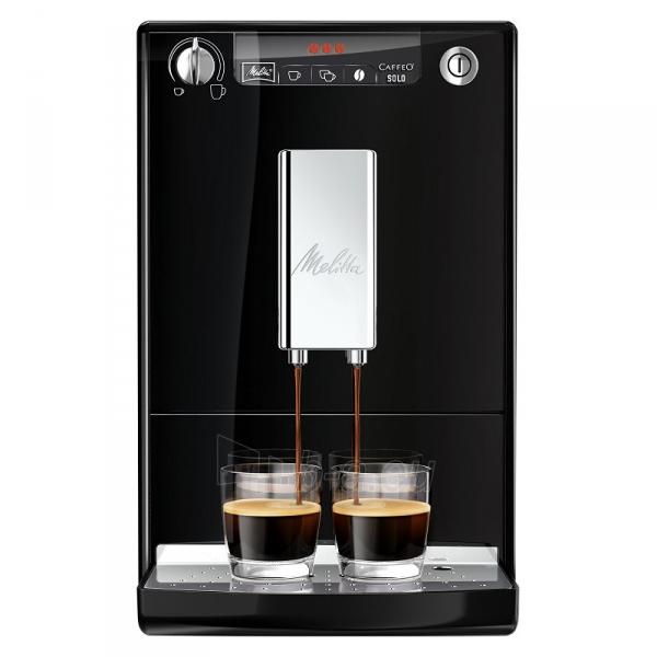 Kavos aparatas Caffeo Solo black Paveikslėlis 1 iš 4 310820093345
