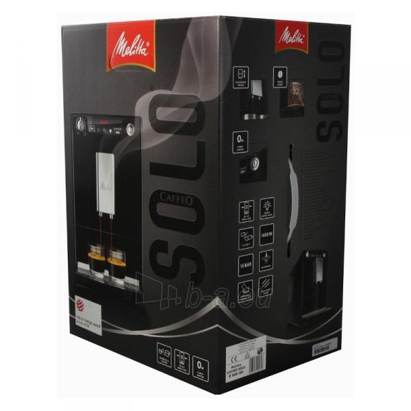 Kavos aparatas Caffeo Solo black Paveikslėlis 4 iš 4 310820093345