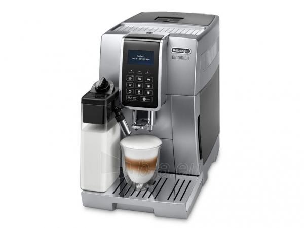Coffee maker Coffee machine Delonghi ECAM350.75S Paveikslėlis 1 iš 1 310820147608