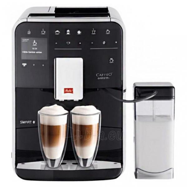 Kavos aparatas F83/0-102 barista T Smart Black Paveikslėlis 1 iš 2 310820163466