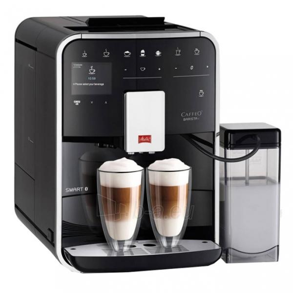 Kavos aparatas F83/0-102 barista T Smart Black Paveikslėlis 2 iš 2 310820163466
