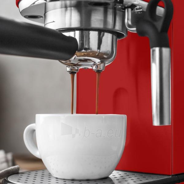 Kavos aparatas Gastroback 42719 Design Espresso Piccolo red Paveikslėlis 5 iš 7 310820229183