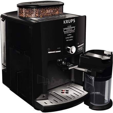 Coffee Maker Krups Coffee Maker Ea82f8 Pump Pressure 15 Bar Built