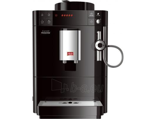 Kavos aparatas MELITTA F53/0-102 PASSIONE juodas Paveikslėlis 1 iš 3 250120200813
