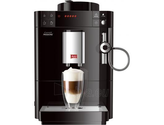 Kavos aparatas MELITTA F53/0-102 PASSIONE juodas Paveikslėlis 3 iš 3 250120200813