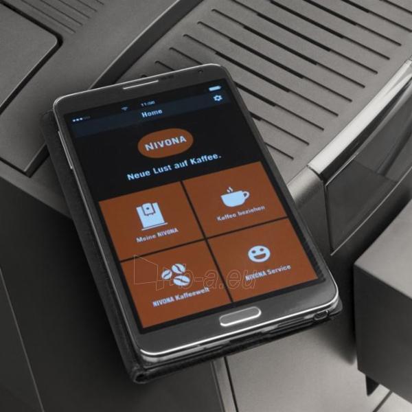 Kavos aparatas NIVONA CafeRomatica 660 Paveikslėlis 1 iš 3 310820122627