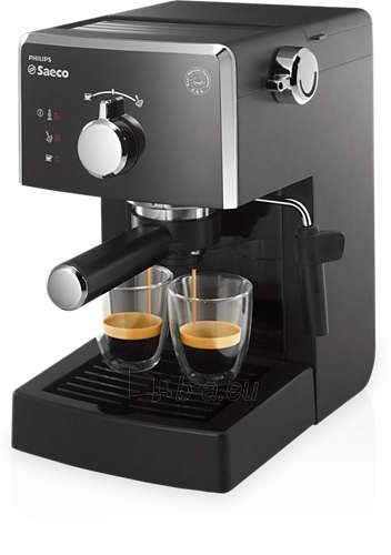 Coffee maker Saeco HD8423/19 Poemia | juodas Paveikslėlis 1 iš 8 310820018580