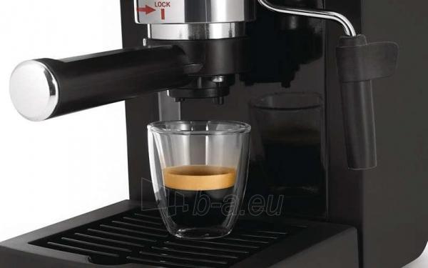 Coffee maker Saeco HD8423/19 Poemia | juodas Paveikslėlis 5 iš 8 310820018580