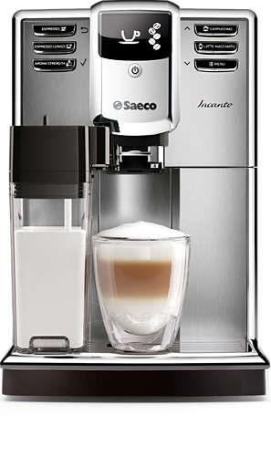 Kavos aparatas Saeco HD8917/09 Incanto | sidabrinis Paveikslėlis 2 iš 5 310820018576