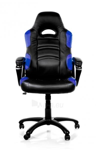 Kėdė Arozzi Enzo Gaming Chair - Blue Paveikslėlis 1 iš 4 310820074765