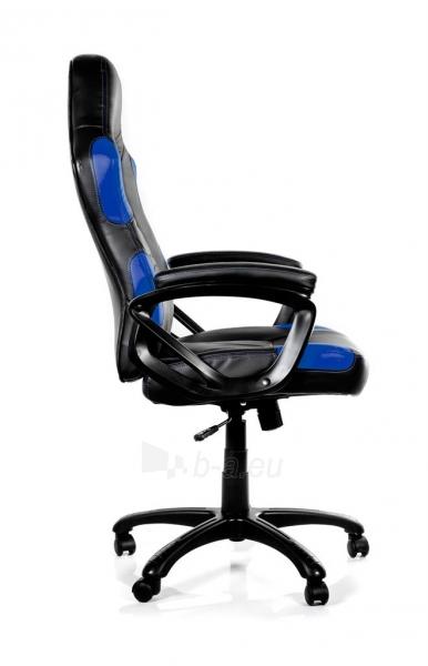 Kėdė Arozzi Enzo Gaming Chair - Blue Paveikslėlis 3 iš 4 310820074765