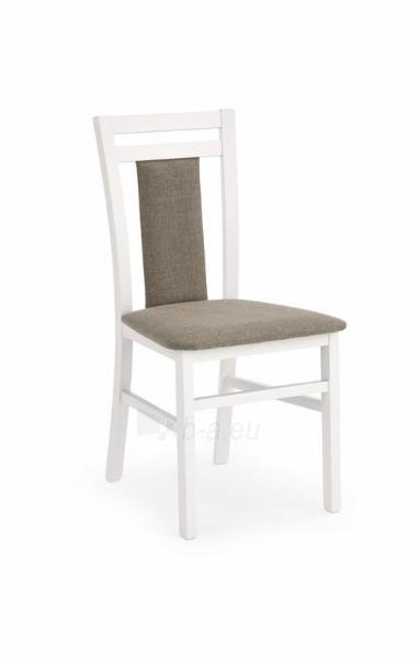 Kėdė Hubert 8 balta Paveikslėlis 1 iš 1 310820017197