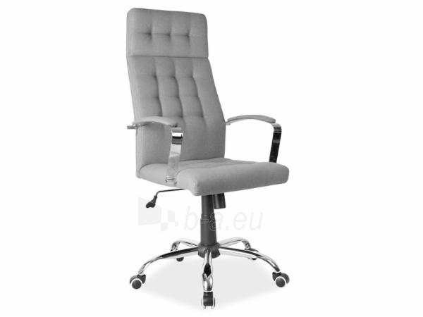 Biuro kėdė vadovui Q-136 Paveikslėlis 2 iš 2 310820125155