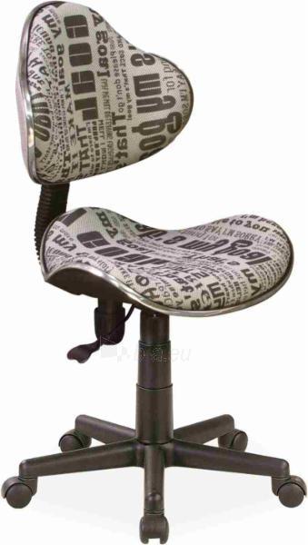 Kėdė Q-G2 ( tekstas ) Paveikslėlis 1 iš 1 310820036613