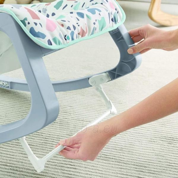 Kėdutė GNP99 Fisher-Price Infant-to-Toddler Rocker Paveikslėlis 3 iš 6 310820230497
