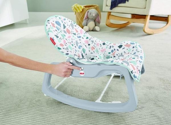 Kėdutė GNP99 Fisher-Price Infant-to-Toddler Rocker Paveikslėlis 4 iš 6 310820230497
