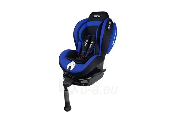 Kėdutė Sparco F500i Blue Isofix (SPC3006AZ) 9-18 Kg Paveikslėlis 2 iš 2 310820153172