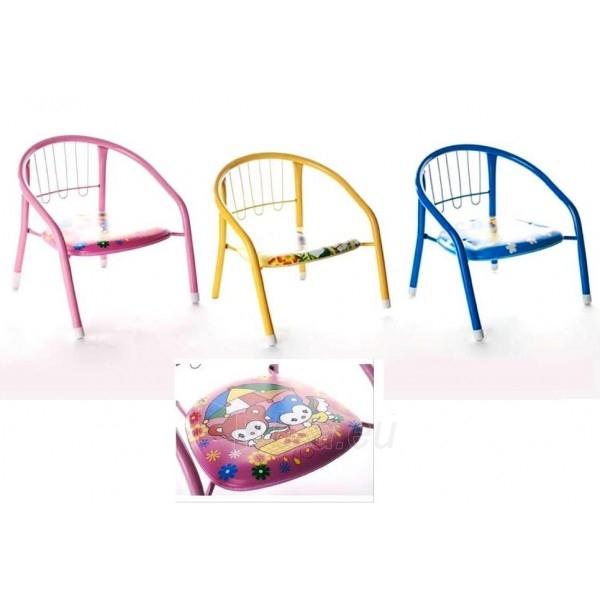 Kėdutė vaikiška metalinė 10101 Paveikslėlis 1 iš 1 310820055575