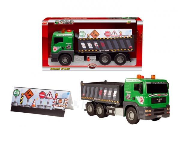 Kelio darbų sunkvežimis Paveikslėlis 1 iš 4 250710800644