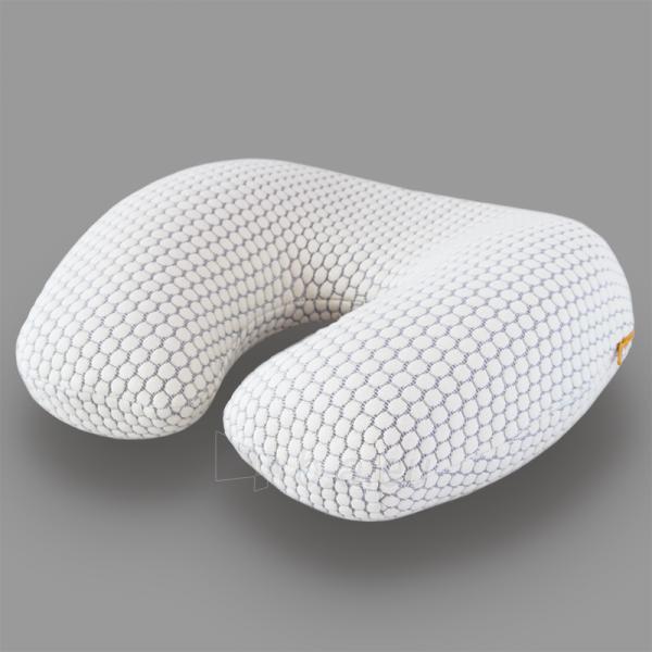 Kelioninė kaklo pagalvė - 30x29x11 cm - 23x13x12 cm Paveikslėlis 2 iš 7 310820217434