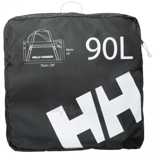Kelioninis krepšys atsparus vandeniui Helly Hansen 2 Graphite 90l Paveikslėlis 2 iš 2 310820176416