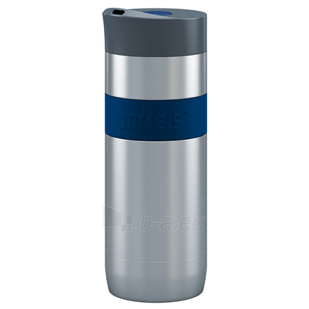 Kelioninis puodelis Boddels KOFFJE 370 ml Night blue Paveikslėlis 1 iš 1 310820216145