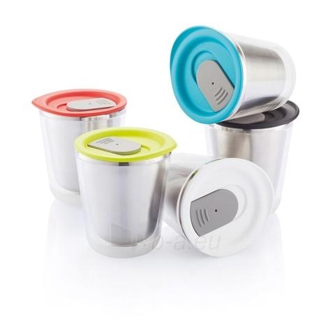 Kelioninis puodelis Dia, baltas Paveikslėlis 4 iš 5 310820012598