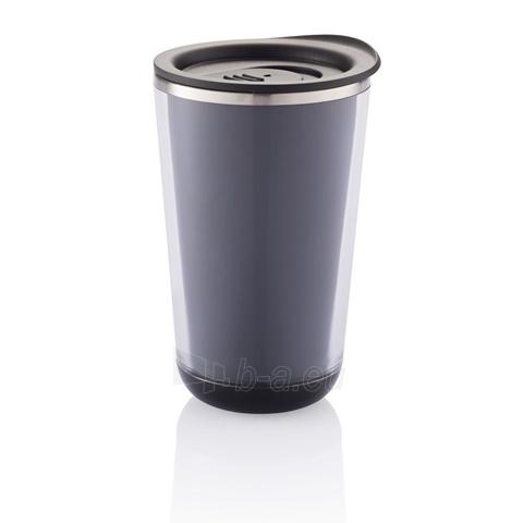 Kelioninis puodelis Dia 350ml, juodas Paveikslėlis 1 iš 8 310820216158