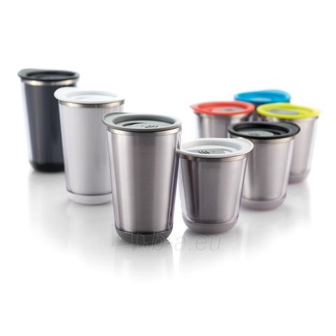 Kelioninis puodelis Dia 350ml, juodas Paveikslėlis 2 iš 8 310820216158