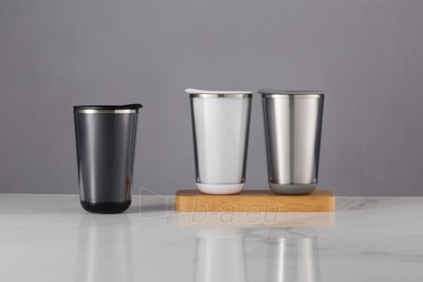 Kelioninis puodelis Dia 350ml, juodas Paveikslėlis 8 iš 8 310820216158