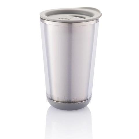 Kelioninis puodelis Dia 350ml, pilkas Paveikslėlis 1 iš 8 310820216159
