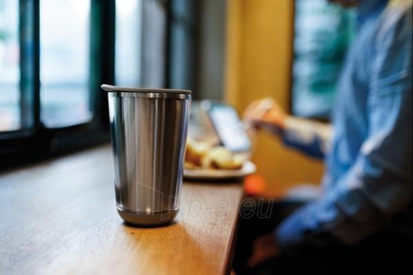 Kelioninis puodelis Dia 350ml, pilkas Paveikslėlis 6 iš 8 310820216159