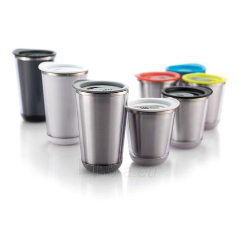Kelioninis puodelis Dia 350ml, pilkas Paveikslėlis 8 iš 8 310820216159