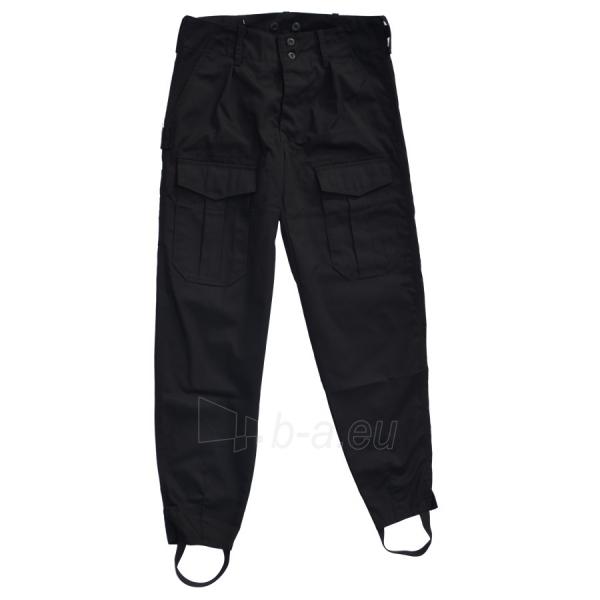 Kelnės apsaugos darb., juodos Paveikslėlis 1 iš 1 251510400103