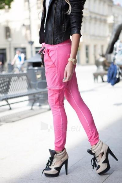 Kelnės Karen (rožinės spalvos) Paveikslėlis 1 iš 4 310820035583