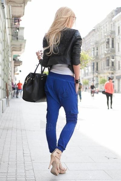Kelnės Karen (tamsiai mėlynos spalvos) Paveikslėlis 1 iš 4 310820035581