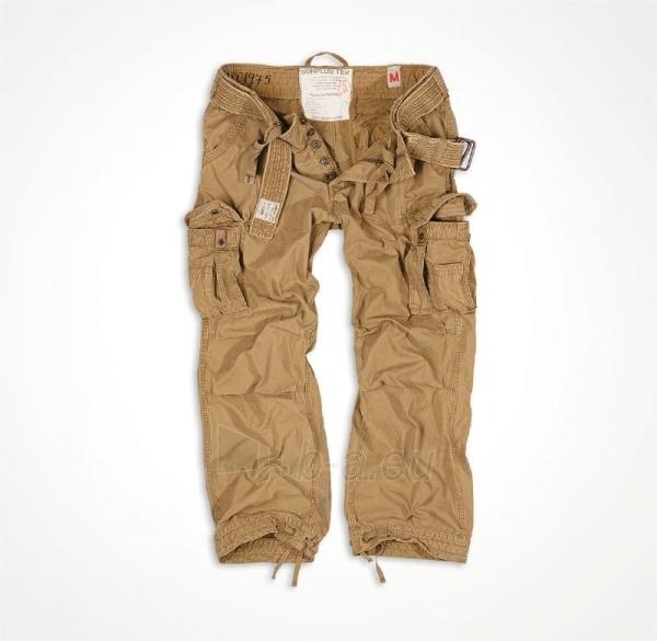 Kelnės Premium Vintage Surplus Beige 05-3597-74 Paveikslėlis 1 iš 1 251510400092