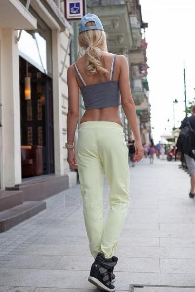 Kelnės Scarlett (citrinos spalvos) Paveikslėlis 1 iš 3 310820035845