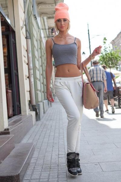 Kelnės Scarlett (kreminės spalvos) Paveikslėlis 1 iš 3 310820035846