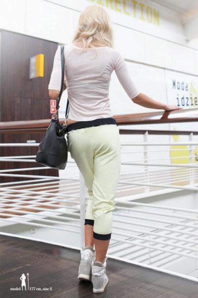 Kelnės Vasha (citrininės spalvos) Paveikslėlis 1 iš 7 310820035682