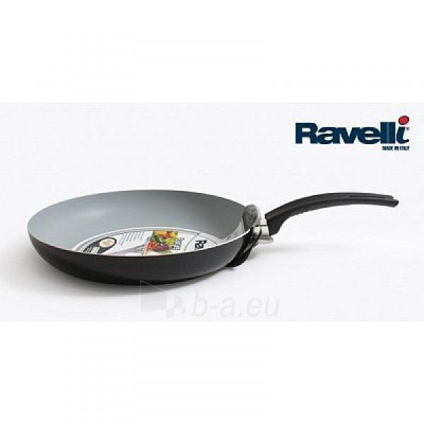 Keptuvė 26cm RAVELLI 3mm 428E026 Paveikslėlis 1 iš 1 310820040846