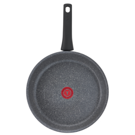 Keptuvė TEFAL Mineralia Force G1230653 Frying, Diameter 28 cm, Suitable for induction hob, Fixed handle, Grey Paveikslėlis 2 iš 3 310820223039