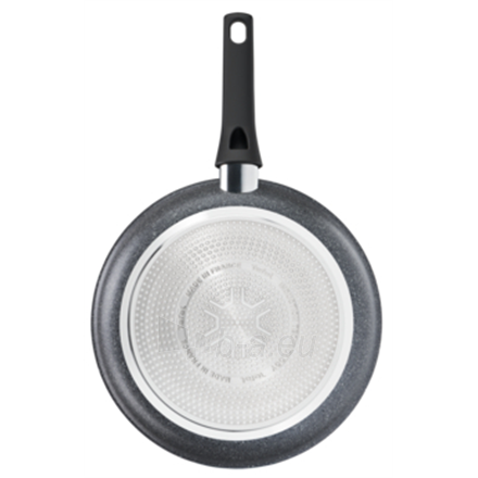 Keptuvė TEFAL Mineralia Force G1230653 Frying, Diameter 28 cm, Suitable for induction hob, Fixed handle, Grey Paveikslėlis 3 iš 3 310820223039