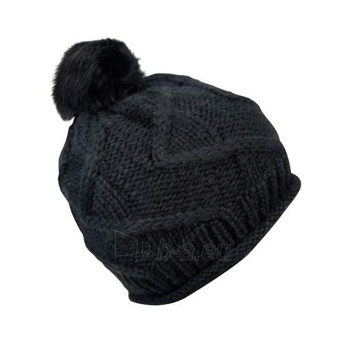Kepurė Invuu London žieminė Black 14H0932 Paveikslėlis 1 iš 1 301162000070